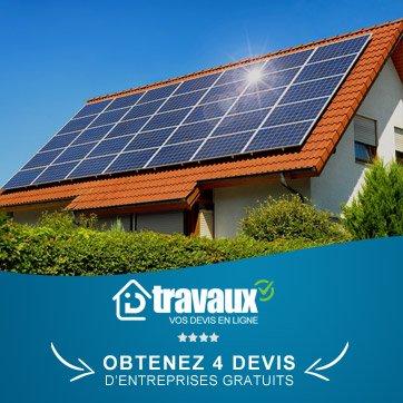 Panneau solaire Suisse