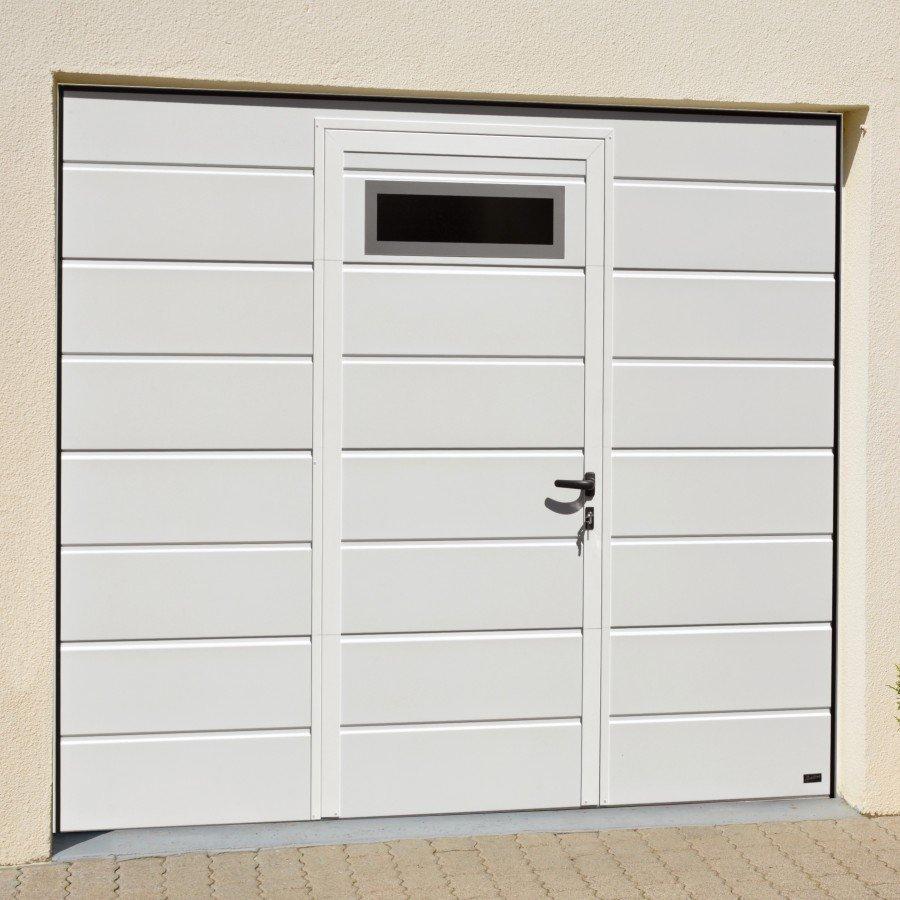 porte garage sectionnelle suisse