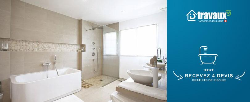 Travaux salle de bain Suisse