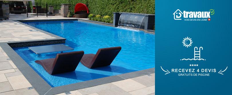 Prix piscine beton suisse