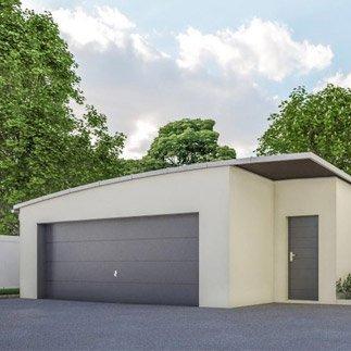 Construction garage Suisse